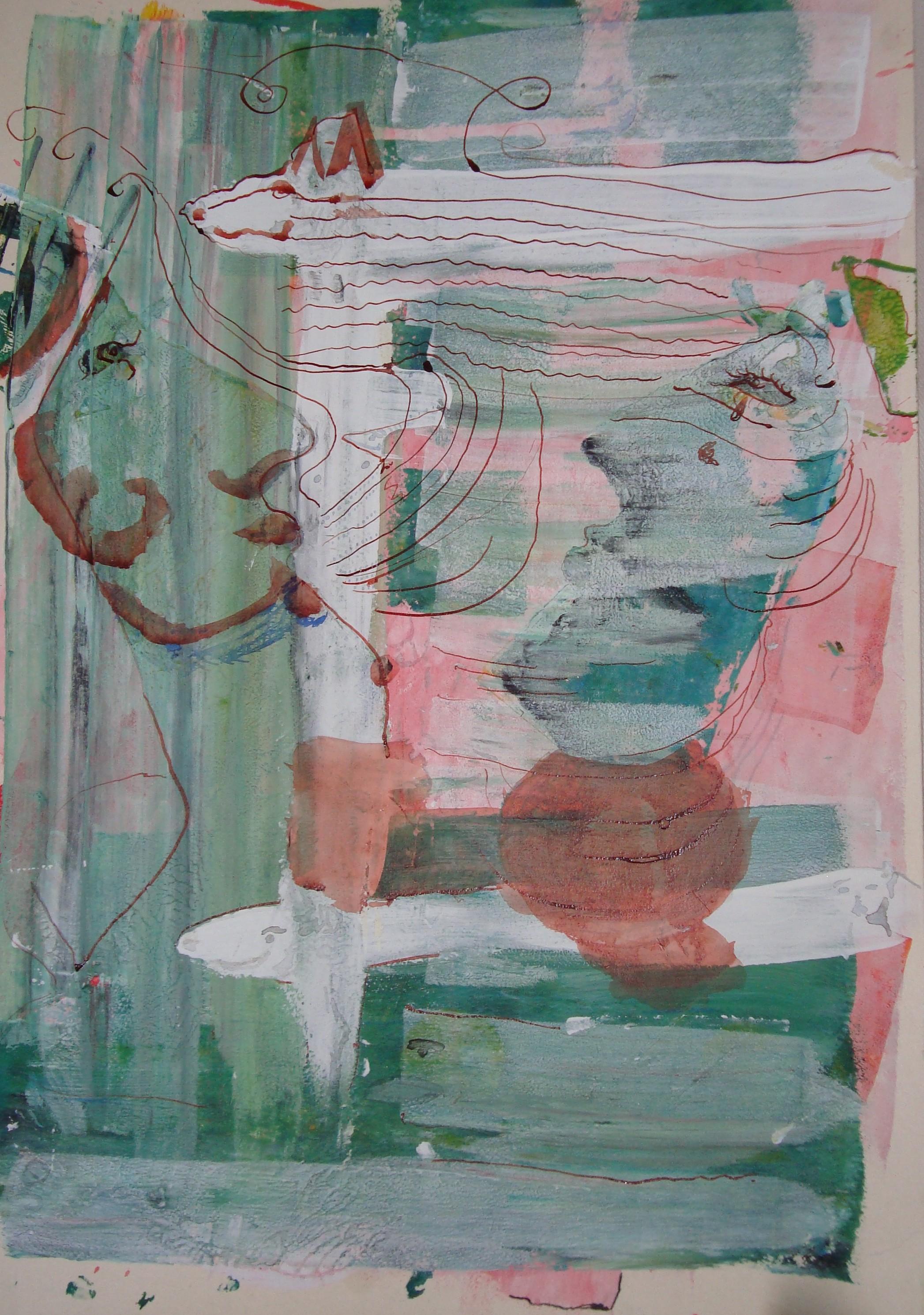 Triptychon Mitte